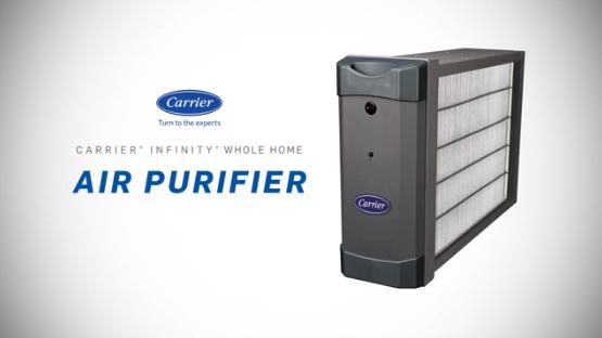 HVAC Air Purifier